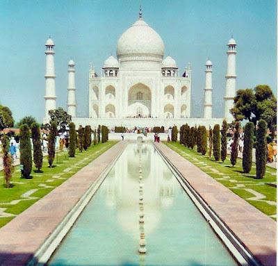 Klaim Taj Mahal Milik Hindu, Ini Jawaban Pemerintah India